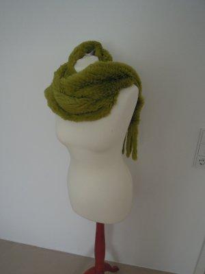 Nicowa Sjaal met franjes veelkleurig