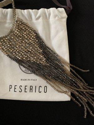 Peserico Necklace multicolored glas