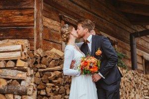 Wunderschöner handgemachter Haarkranz aus Kunstblumen, Hochzeit, Standesamt, Brautjungfer, Junggesellenabschied, Dirndl