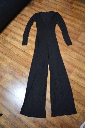 wunderschöner Jumpsuit Gr. 38 schwarz Prettylittlethink