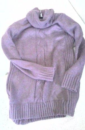 Sure Turtleneck Sweater dark violet