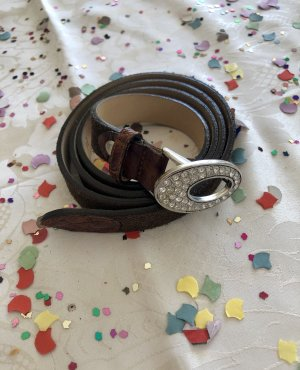 Wunderschöner Ledergürtel von Sisley