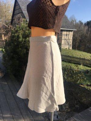 imitz Falda de lino multicolor
