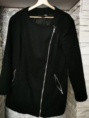 Rainbow Robe manteau noir