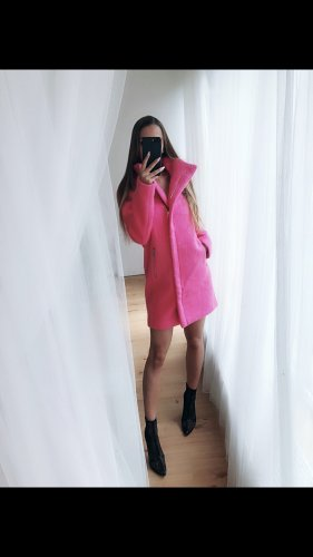 H&M Premium Oversized Coat multicolored
