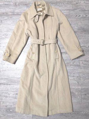 Max & Co. Cappotto in lana crema