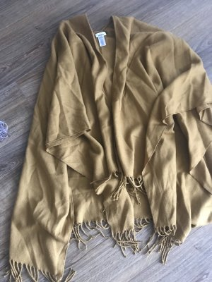 Only Poncho ocre