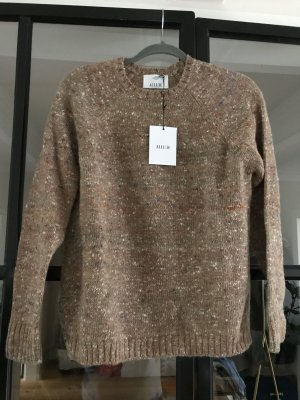 Allude Knitted Sweater beige