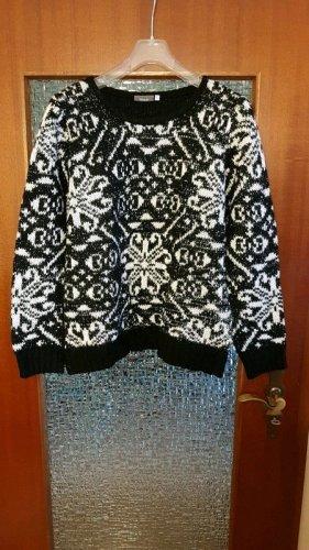 Wunderschöner Pullover mit Pailletten