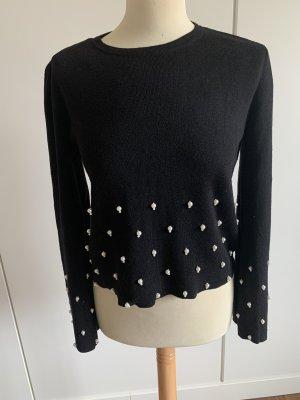 Wunderschöner Pullover mit Perlen -Sonderpreis