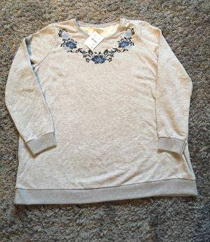 Yessica Crewneck Sweater multicolored