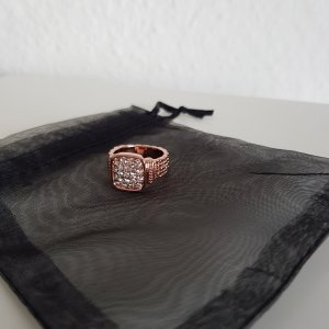 lilly & Chloe Gold Ring rose-gold-coloured