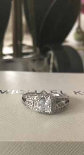 1.2.3 Paris Zilveren ring zilver