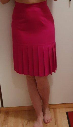 Trixi Schober Gonna di lana rosa