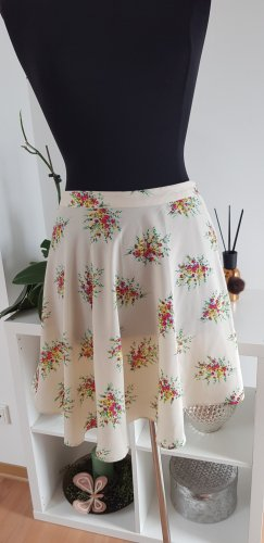 Boohoo Minifalda multicolor Poliéster