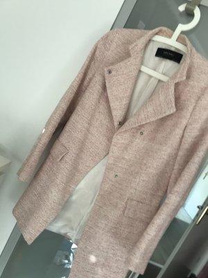 Wunderschöner rosa Mantel von Zara für den Frühling