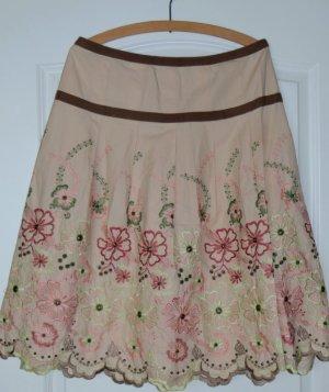 DAY Birger et Mikkelsen Flared Skirt multicolored cotton