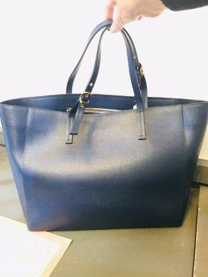 Fabiana Filippi Torba shopper niebieski