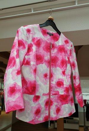 More & More Blazer court multicolore coton