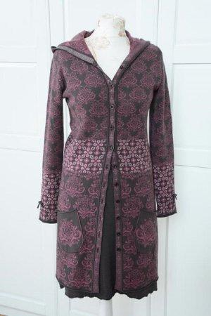 wunderschöner Strickmantel Knitwear von Sorgenfri Sylt Gr. S