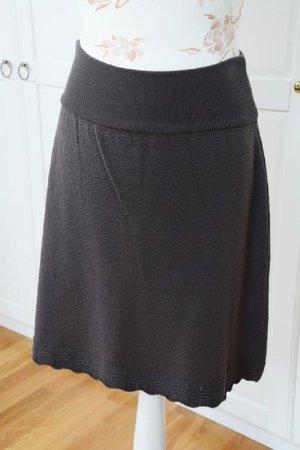 Sorgenfri Sylt Jupe tricotée brun-marron clair