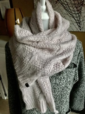 Codello Knitted Scarf pink