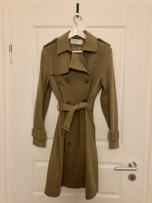 Closed Trenchcoat chameau-beige coton