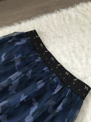 Wunderschöner Tüllrock in Camouflage - Größe S