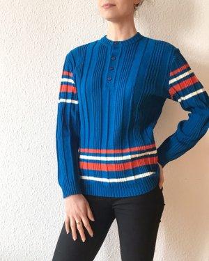 Wunderschöner vintage Pullover mit Streifen