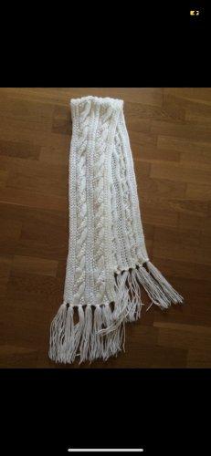 Wunderschöner, weißer Schal von H&M