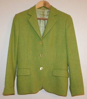 Philipp Maly Wool Blazer green wool