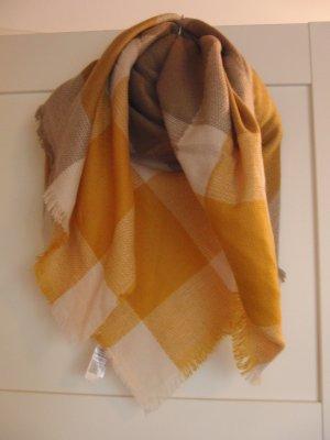 Only Sciarpa lavorata a maglia multicolore Acrilico