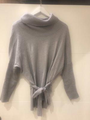 Yest Maglione dolcevita grigio chiaro-grigio