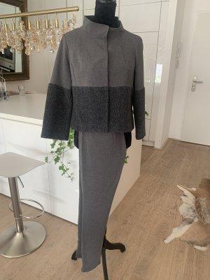 Pennyblack Tailleur-pantalon gris-gris clair