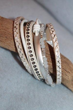 wunderschönes 6reihiges Armband von M&Molt * nie getragen * NEU *