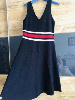 Anna Field Sukienka o kroju litery A czarny