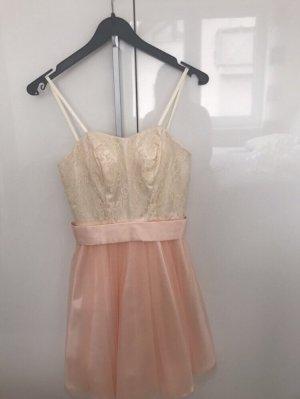 Laona Ball Dress apricot-cream