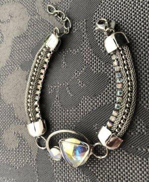 Wunderschönes Armband Armkette mit Swarovski