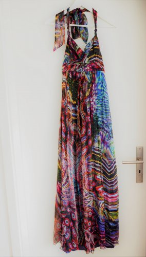 Barbara Schwarzer Ball Dress multicolored