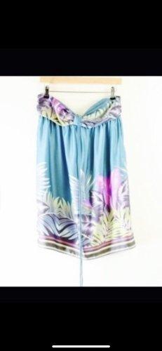 Zara Robe bandeau multicolore