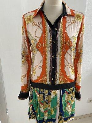 Wunderschönes Blusenkleid von Zara Größe XS