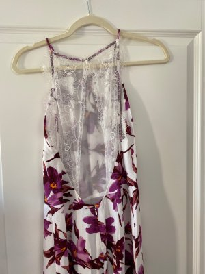 Wunderschönes bodenlanges Kleid mit Blumenprint