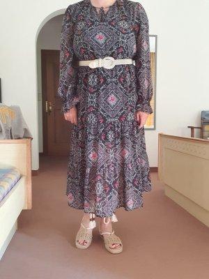 Wunderschönes Bohomian Maxi-Kleid Gr.42 H&M