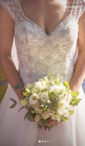 Morilee Wedding Dress white