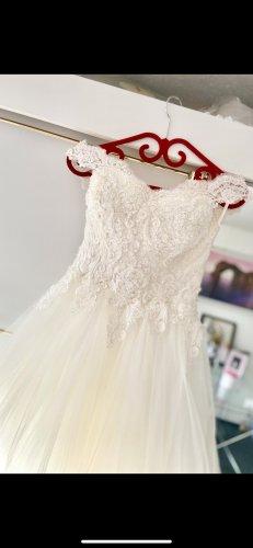 Liana Couture Vestido de novia blanco