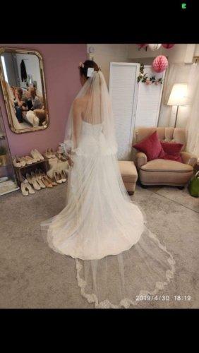 PASSION Wedding Dress white-cream