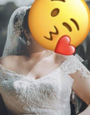 1 madison expedition Vestido de novia blanco