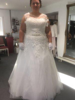 Wunderschönes Brautkleid Gr.50