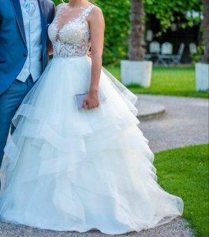 Vanilla Sposa Abito da sposa bianco