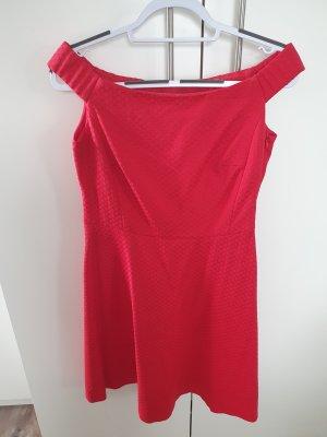 s.Oliver Cocktail Dress red